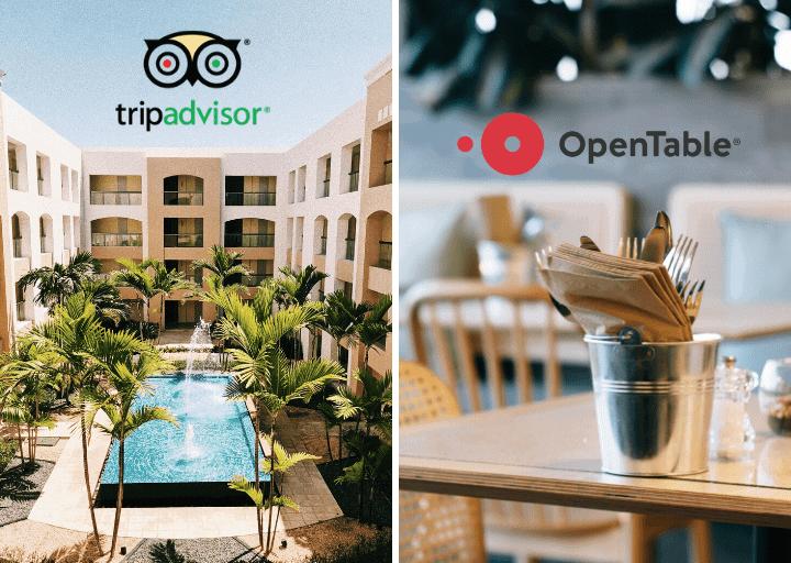 Tripadvisor para hoteles y restaurantes en México