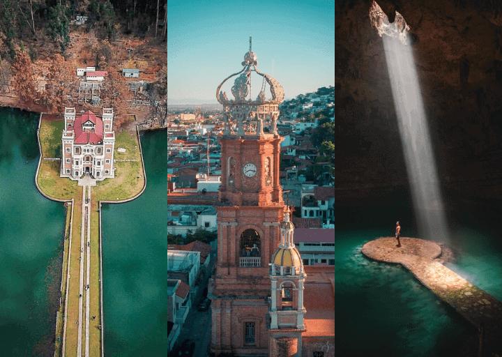 Redes sociales para agencias de viajes en mexico